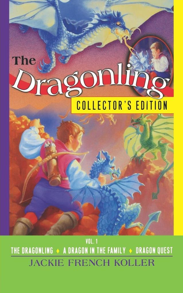 The Dragonling Collector's Edition als Buch