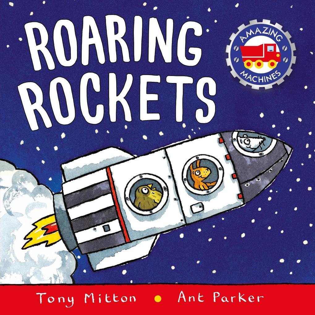 Roaring Rockets als Taschenbuch