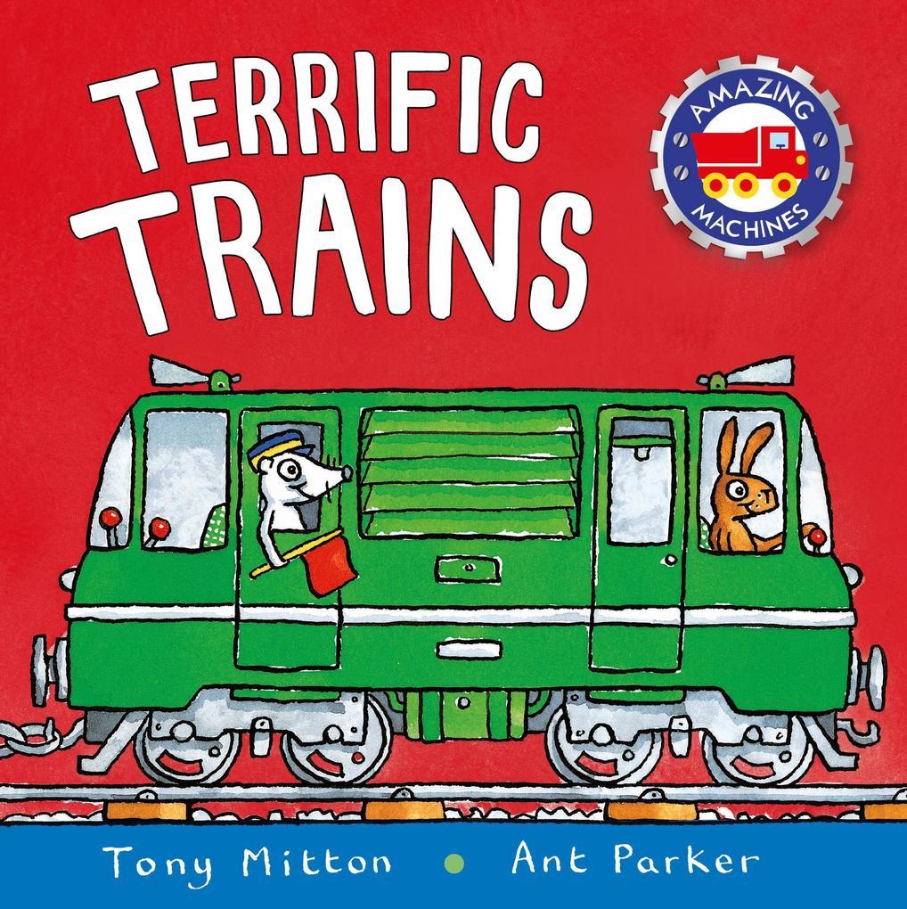 Terrific Trains als Taschenbuch