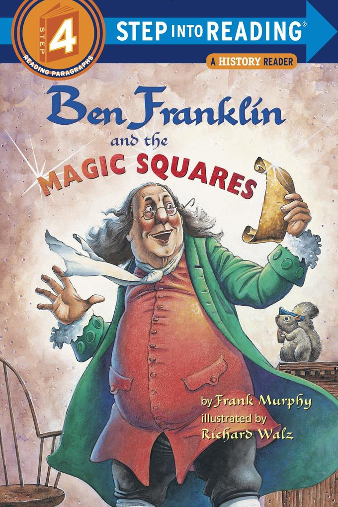 Ben Franklin and the Magic Squares als Taschenbuch