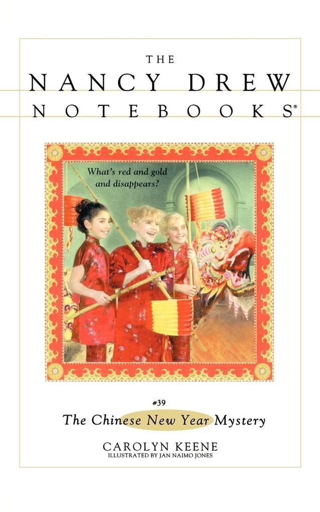 The Chinese New Year Mystery als Taschenbuch