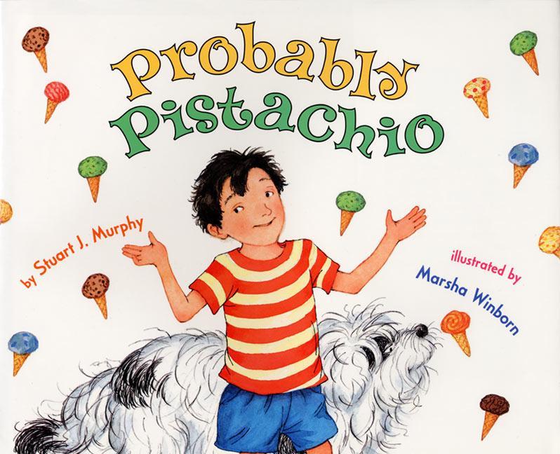 Probably Pistachio als Taschenbuch