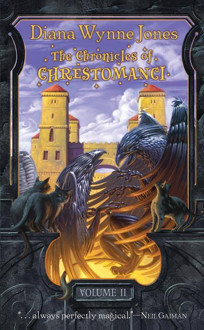 Chronicles of Chrestomanci, Volume 2: The Magicians of Caprona/Witch Week als Taschenbuch