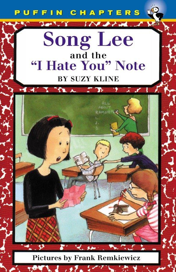 Song Lee and the I Hate You Notes als Taschenbuch