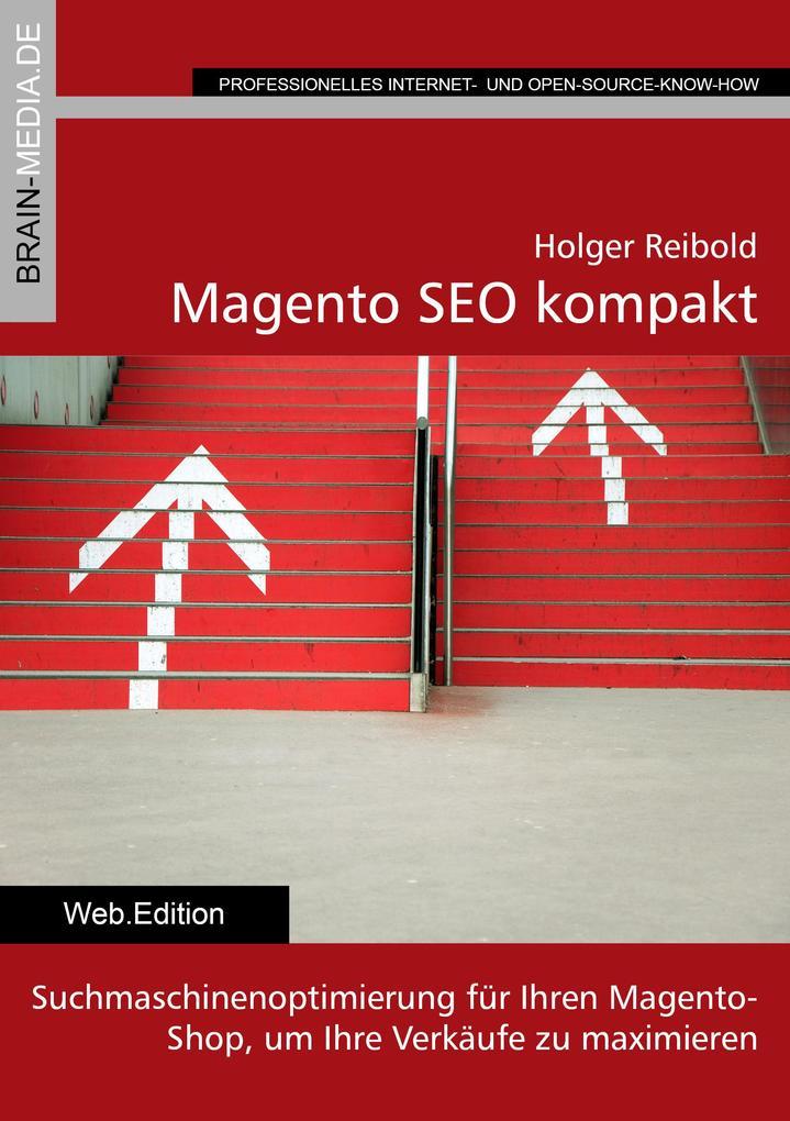 Magento SEO kompakt als eBook Download von Holg...