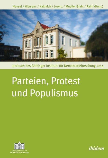 Parteien, Protest und Populismus als Taschenbuc...