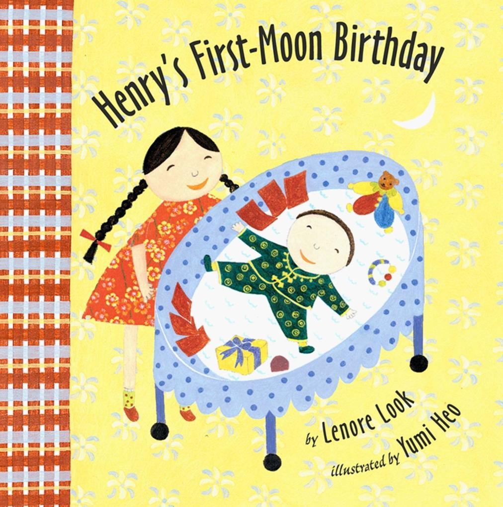 Henry's First-Moon Birthday als Buch