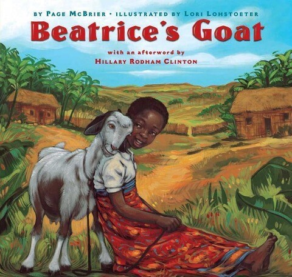 Beatrice's Goat als Buch