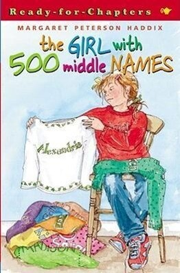 The Girl with 500 Middle Names als Taschenbuch