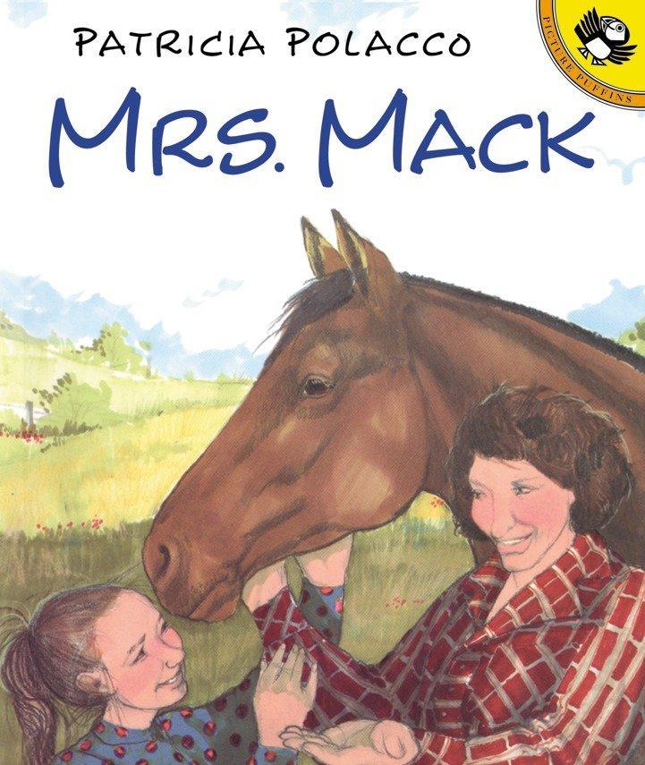 Mrs Mack als Taschenbuch