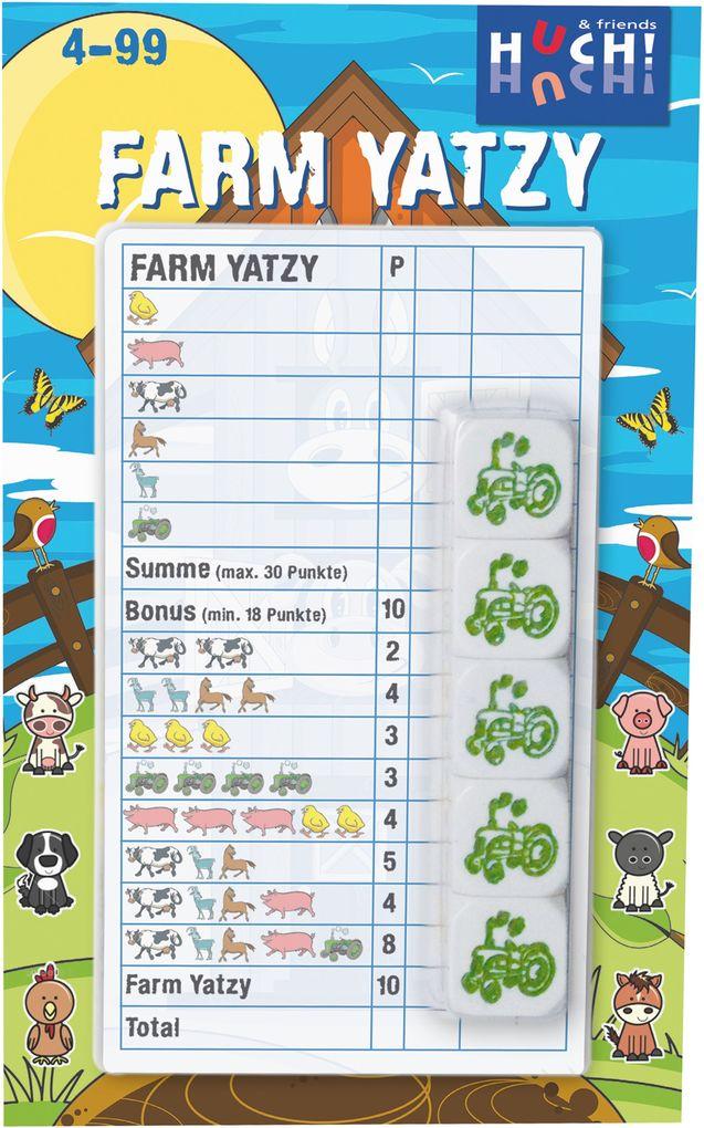 Farm Yatzy als sonstige Artikel