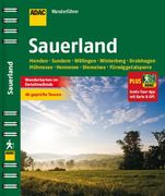 ADAC Wanderführer Sauerland plus Gratis Tour App