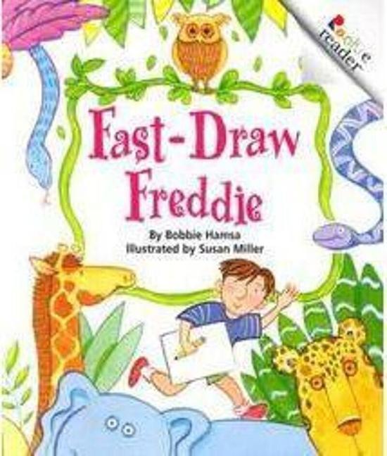 Fast-Draw Freddie (Rev. Ed) als Taschenbuch