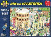 Jumbo Spiele - Jan van Haarsteren - Die Flucht, 2000 Teile