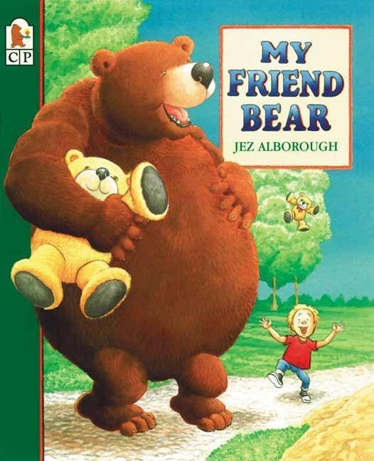 My Friend Bear als Taschenbuch