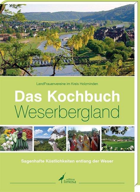 Das Kochbuch Weserbergland als Buch von