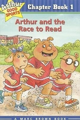 Arthur and the Race to Read: Arthur Good Sports Chapter Book 1 als Taschenbuch
