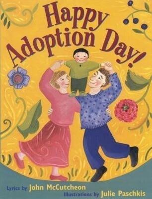 Happy Adoption Day! als Taschenbuch