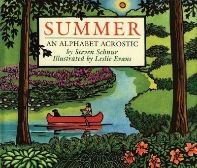 Summer: An Alphabet Acrostic als Buch