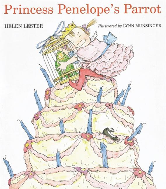 Princess Penelope's Parrot als Taschenbuch