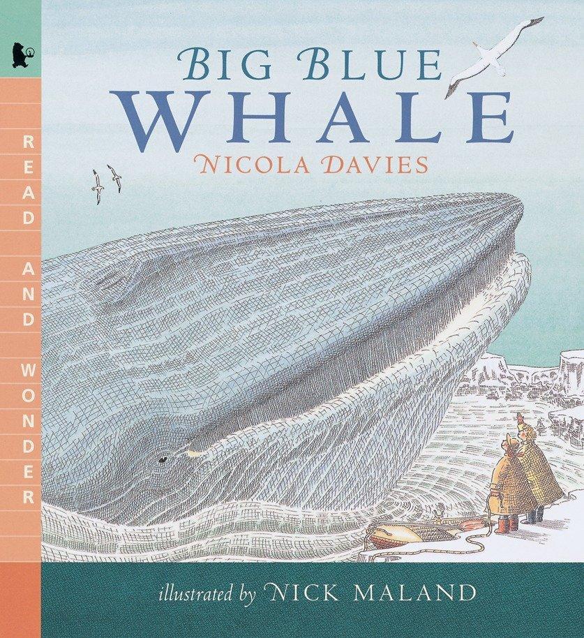 Big Blue Whale als Taschenbuch