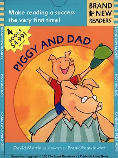 Piggy and Dad: Brand New Readers als Taschenbuch