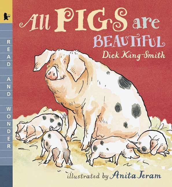 All Pigs Are Beautiful: Read and Wonder als Taschenbuch