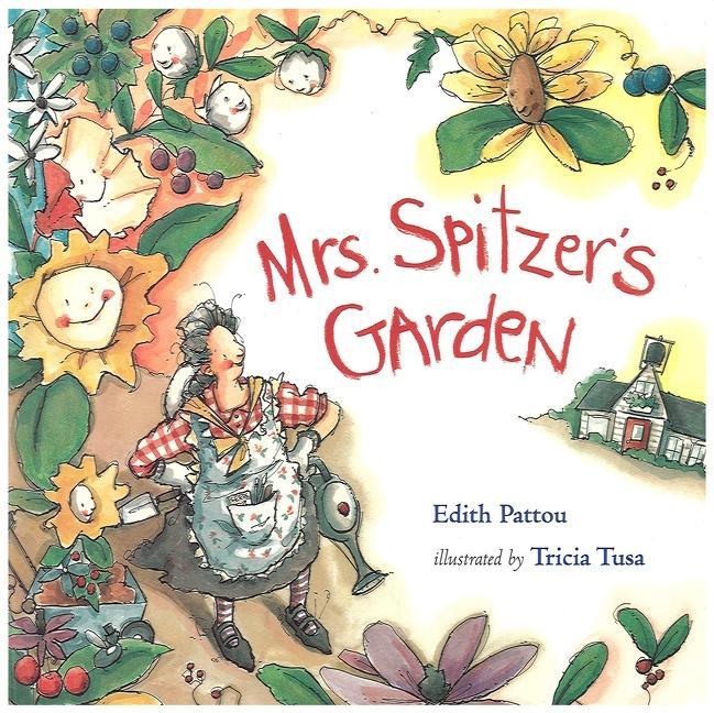 Mrs. Spitzer's Garden als Buch