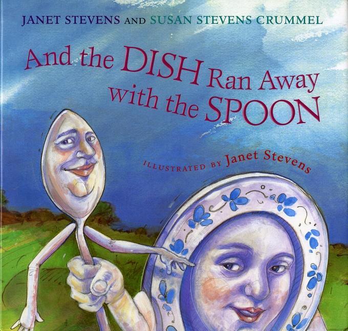 And the Dish Ran Away with the Spoon als Buch