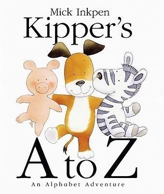 Kipper's A to Z als Buch