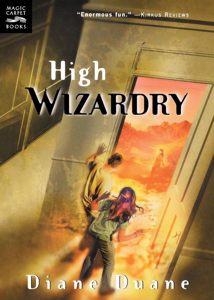 High Wizardry als Taschenbuch