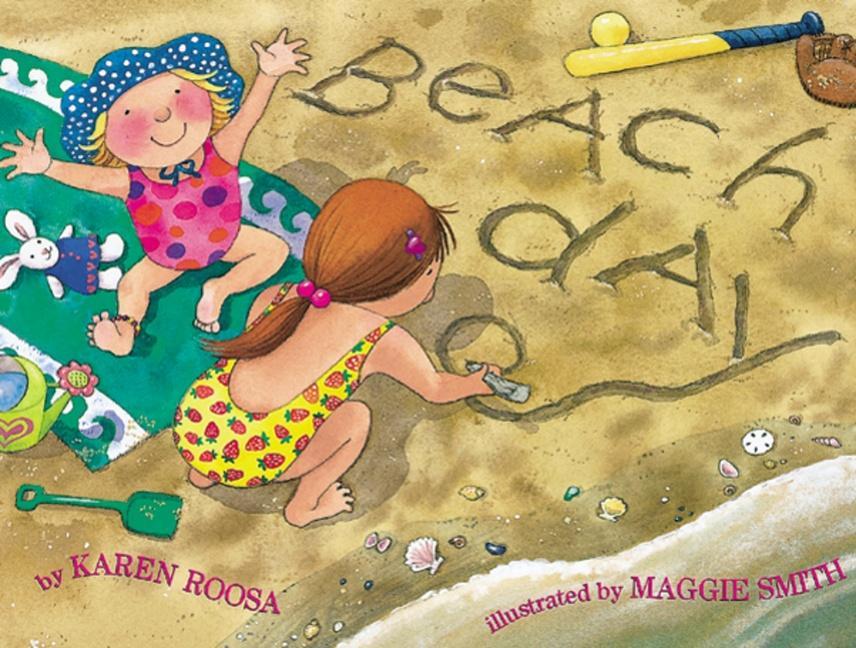 Beach Day als Buch