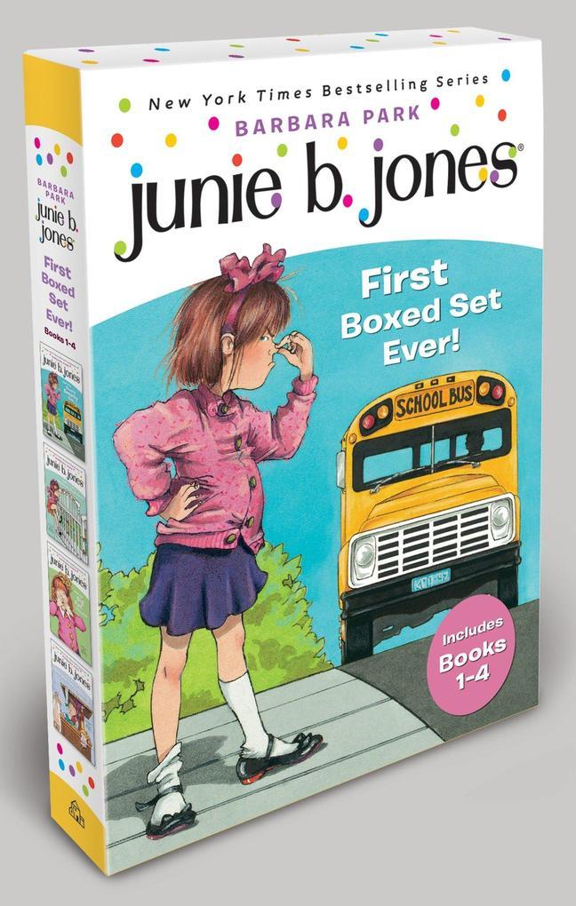 Junie B. Jones First Boxed Set Ever! als Taschenbuch