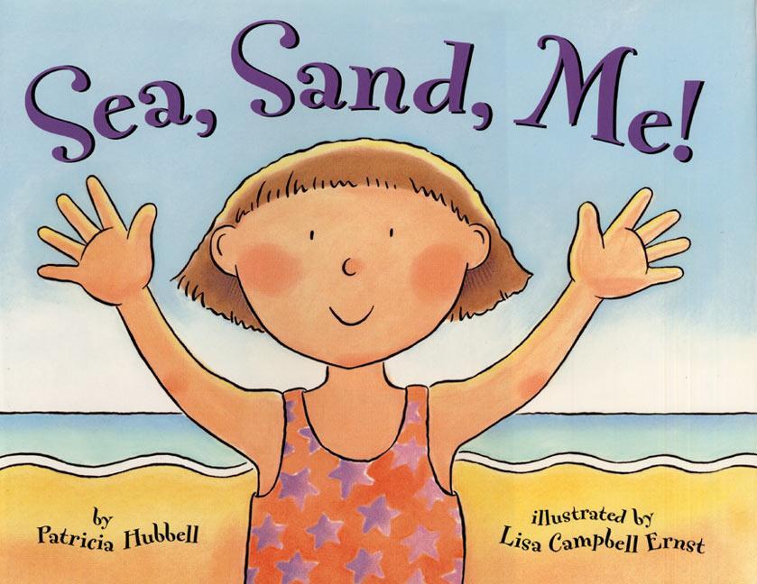 Sea, Sand, Me! als Buch