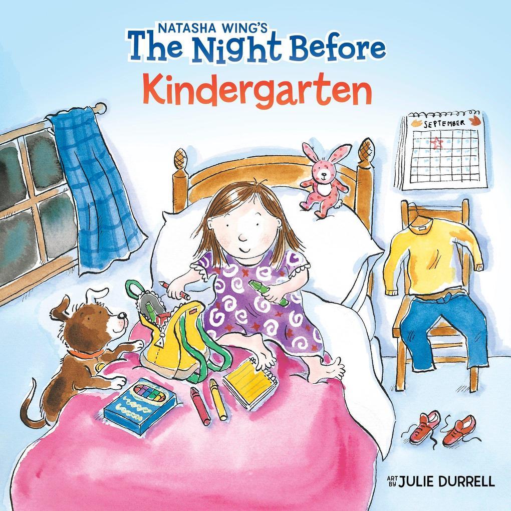 The Night Before Kindergarten als Taschenbuch