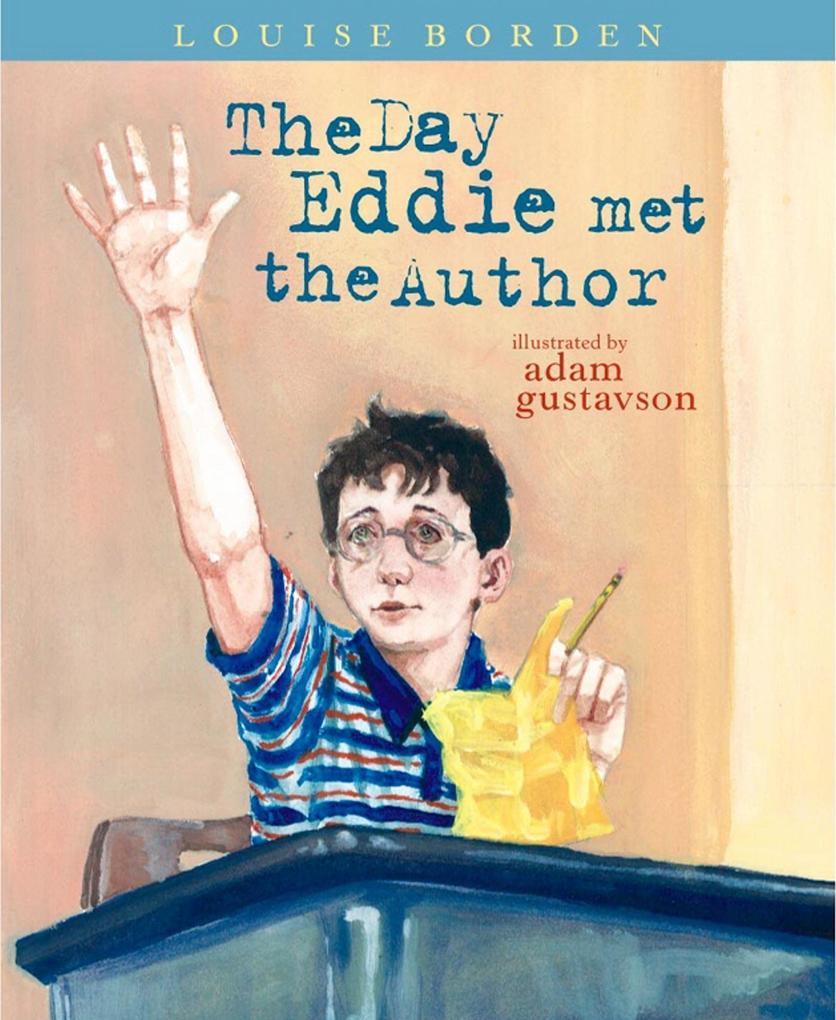 The Day Eddie Met the Author als Buch