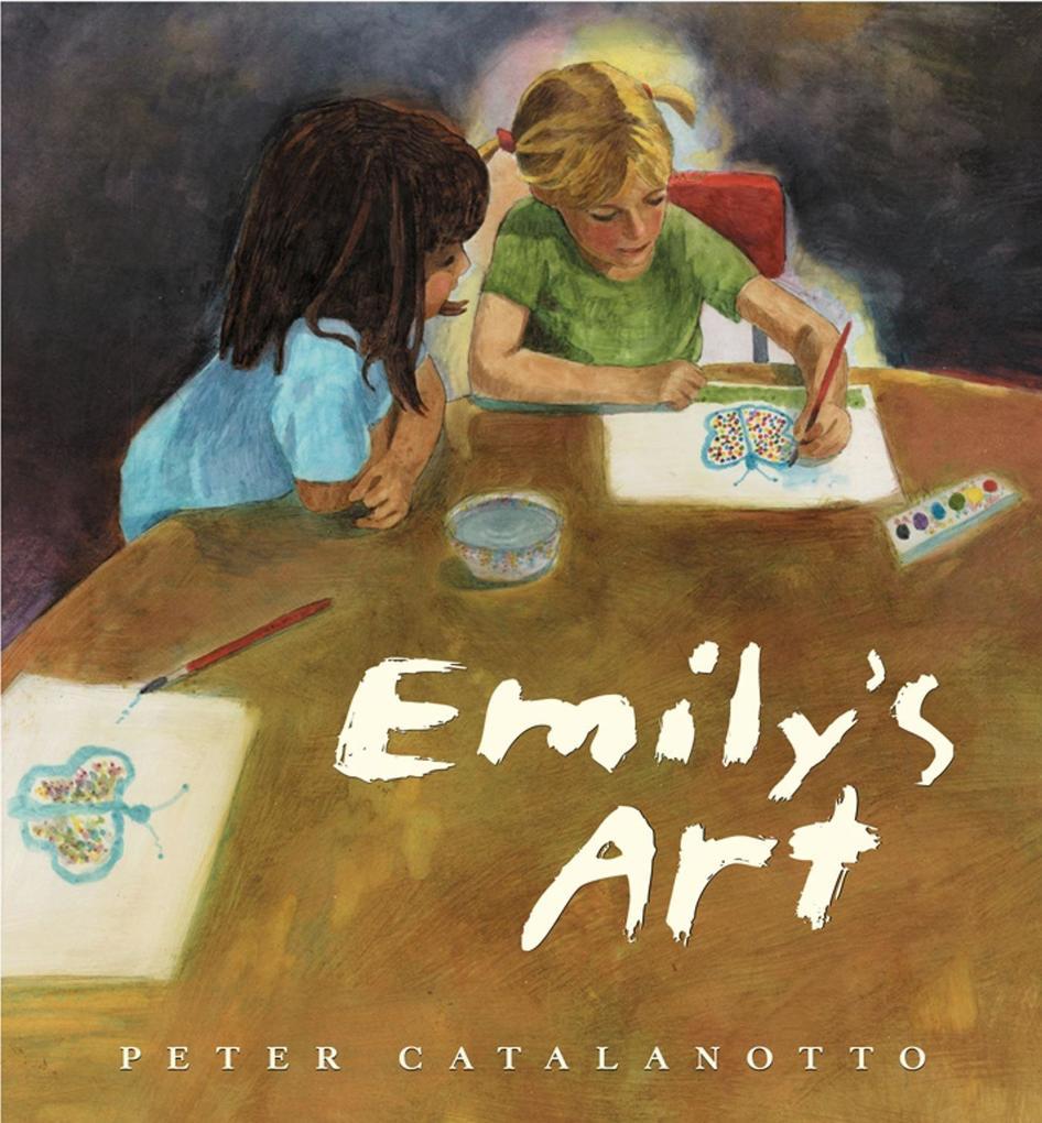 Emily's Art als Buch