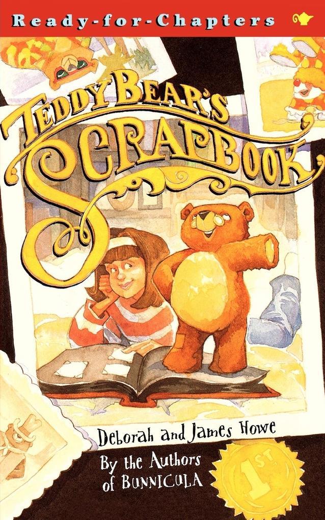 Teddy Bear's Scrapbook als Taschenbuch