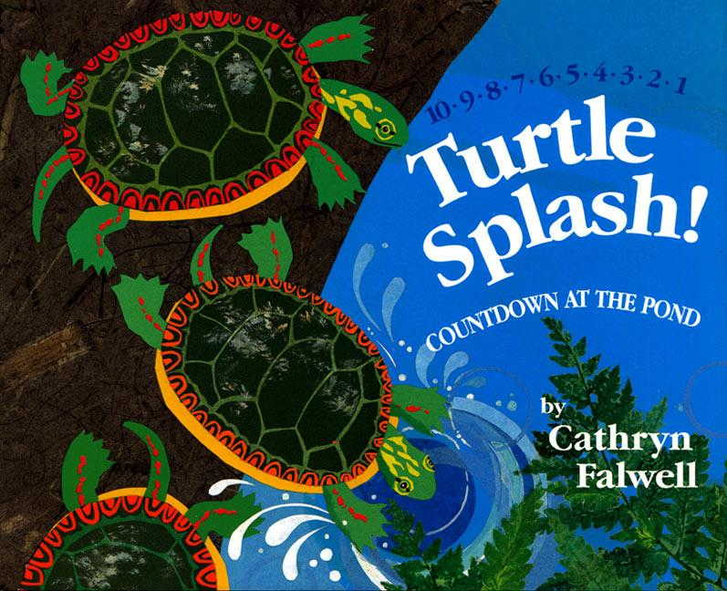 Turtle Splash!: Countdown at the Pond als Buch