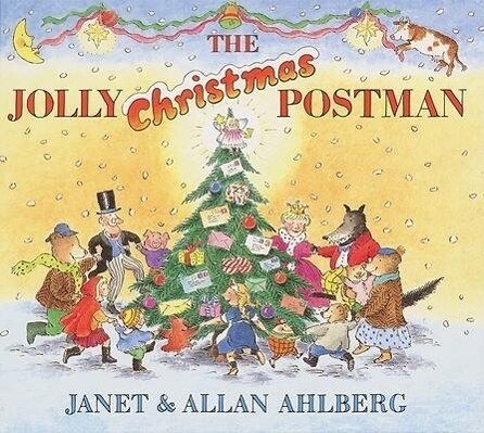 The Jolly Christmas Postman als Buch