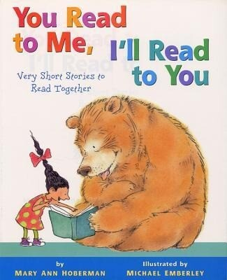 You Read to Me, I'll Read to You: Very Short Stories to Read Together als Buch