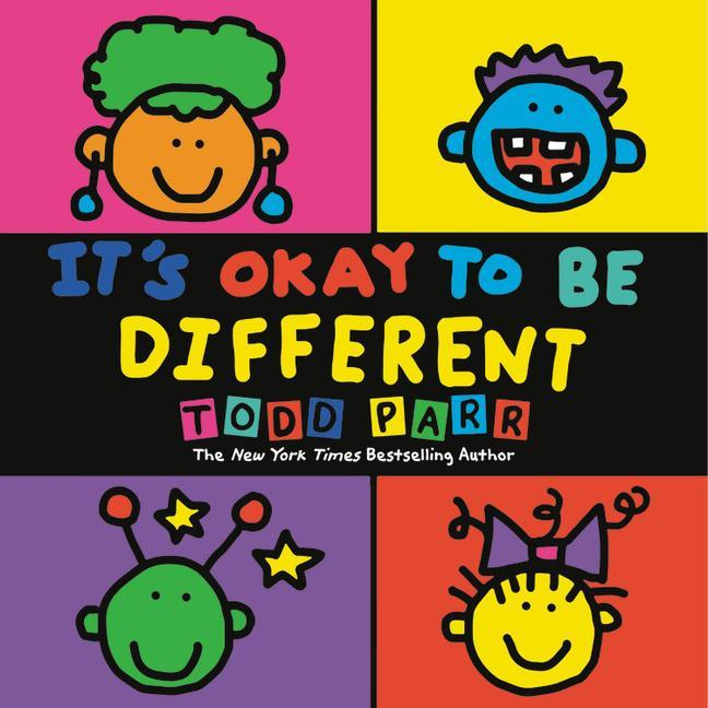 It's Okay to Be Different als Buch
