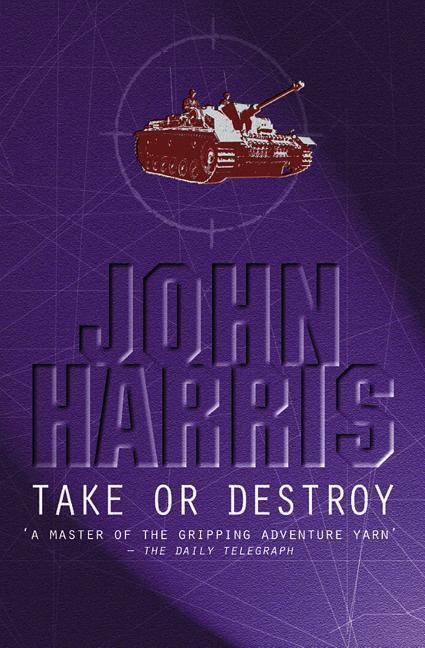 Take or Destroy! als Taschenbuch