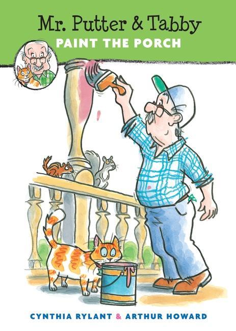 Mr. Putter & Tabby Paint the Porch als Taschenbuch
