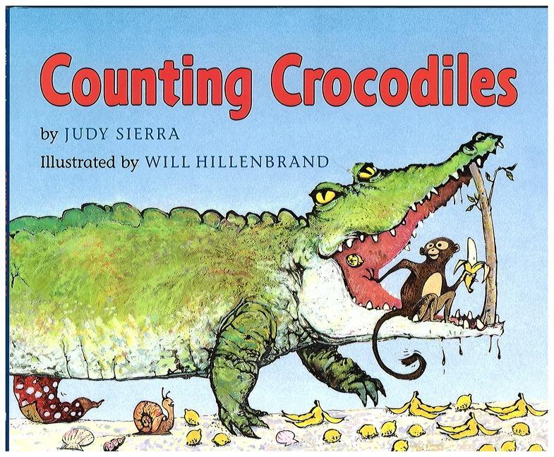 Counting Crocodiles als Taschenbuch