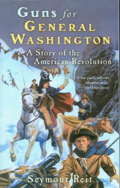 Guns for General Washington: A Story of the American Revolution als Taschenbuch