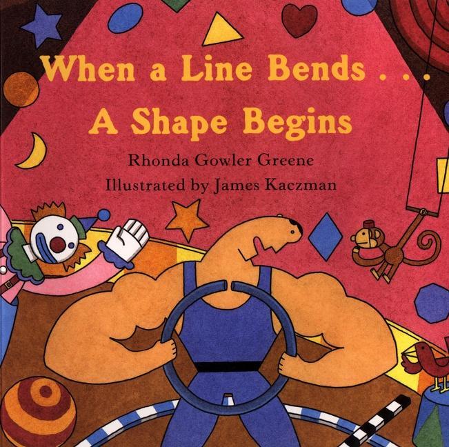When a Line Bends...: A Shape Begins als Taschenbuch