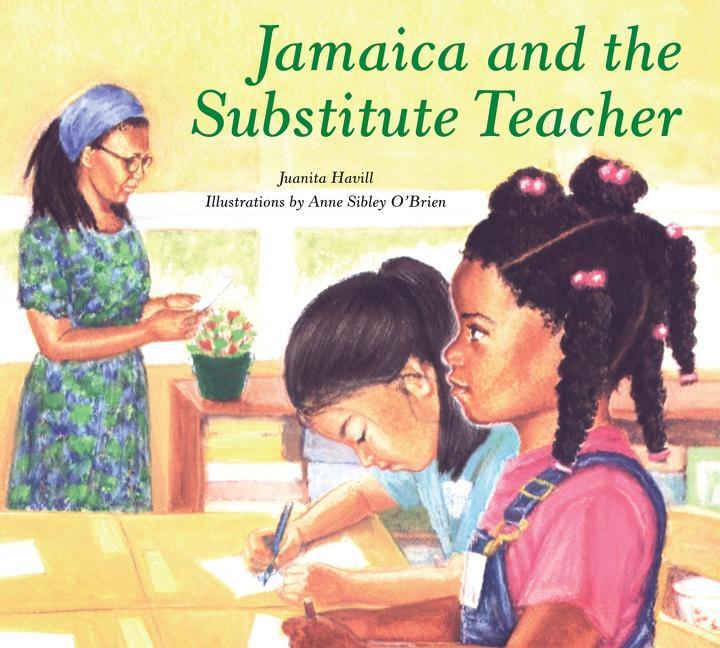 Jamaica and the Substitute Teacher als Taschenbuch