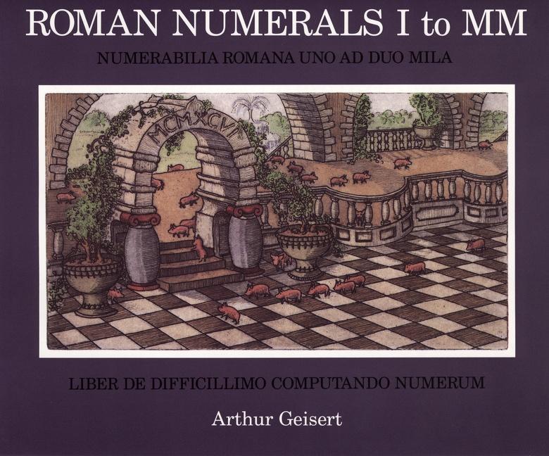 Roman Numerals I to MM als Taschenbuch