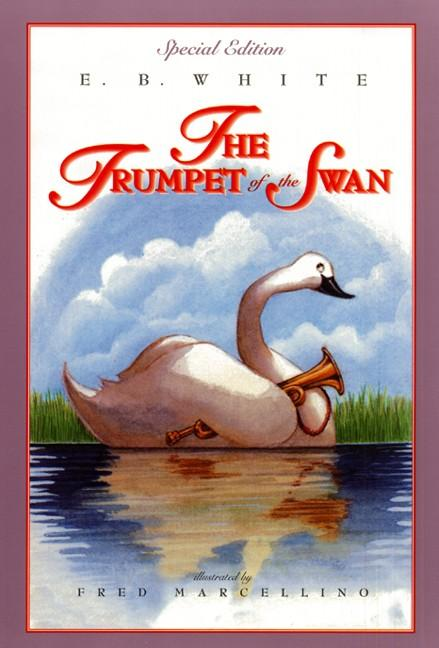 The Trumpet of the Swan (Full Color) als Taschenbuch